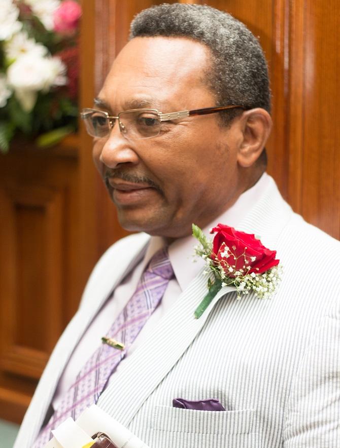 Rev. Jacques Moise Joseph